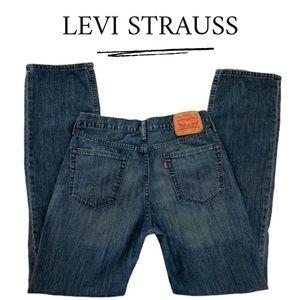 LEVI'S 514 MEN'S JEANS | Sz. 32x34